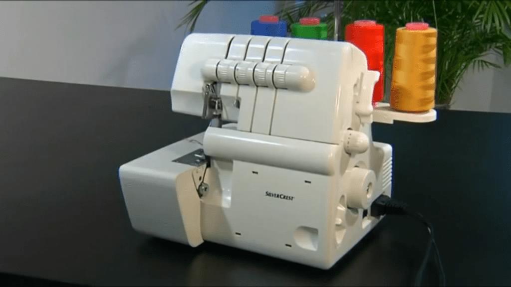 maquina de coser lidl silvercrest