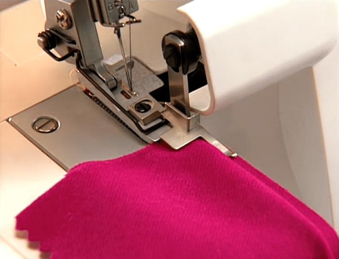 ROSENICE Prensatelas de sobrehilado Nublado Prensatelas Accesorios para M/áquina de coser